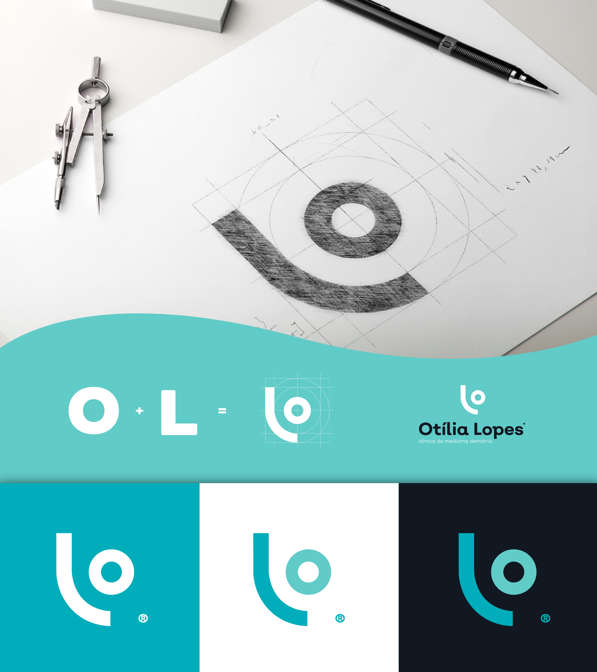 Otília Lopes branding