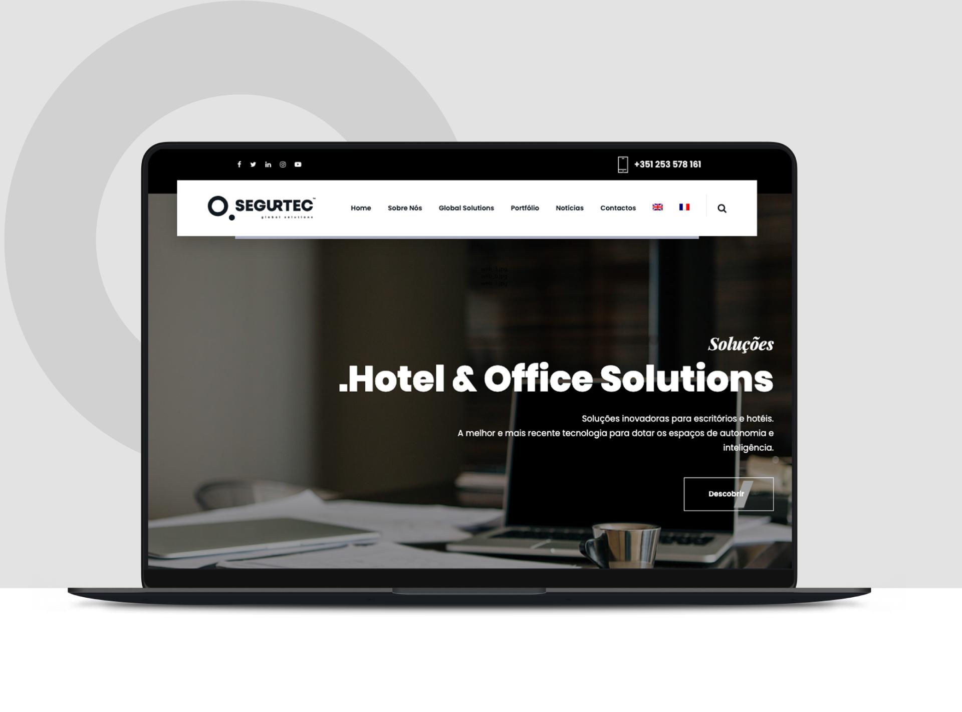 Website Segurtec